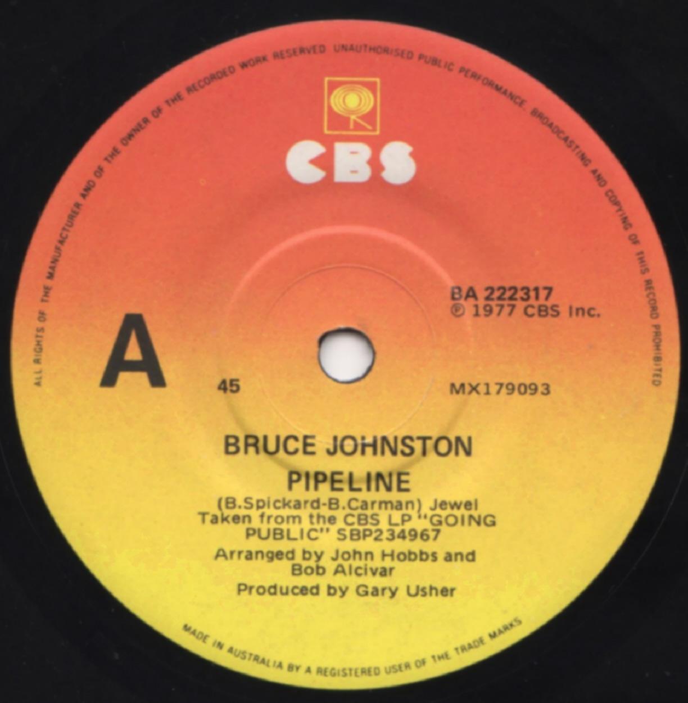 Bruce Johnston Surfin Round The World