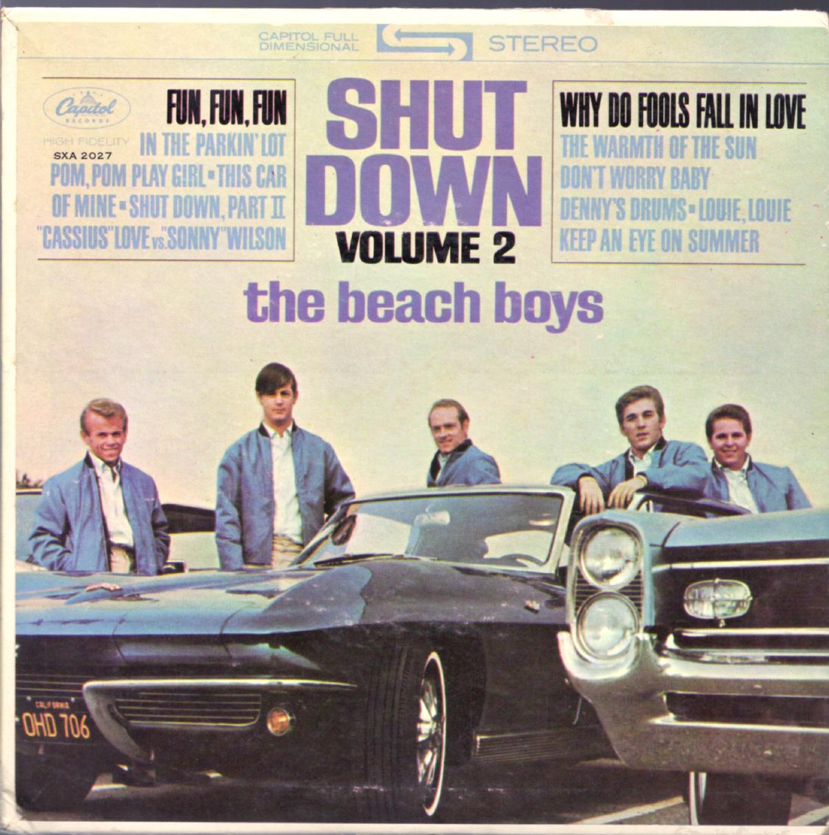 The Beach Boys - Surfer Girl & Shut Down Volume 2